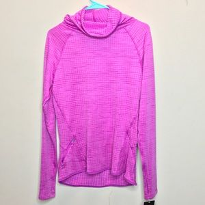 [Champion] Pink Long Sleeve Top